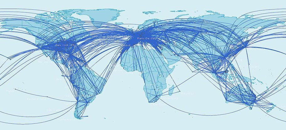 onworld-map