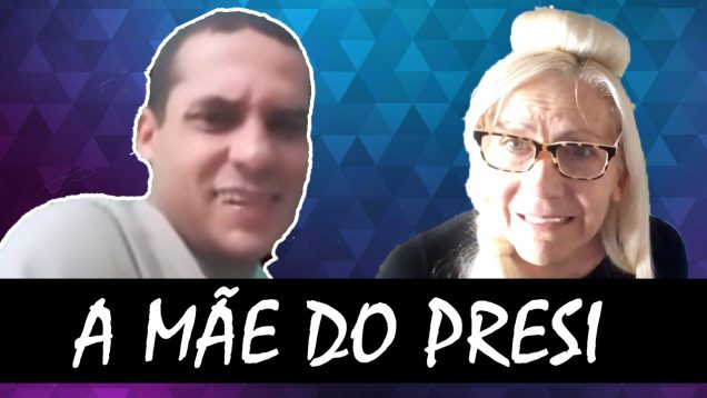 A MAE DO PRESI CAPA