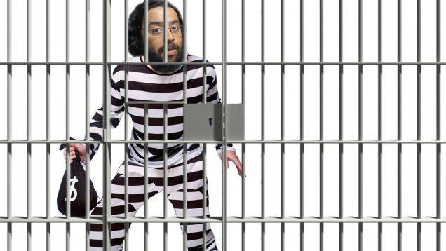 Afonso preso
